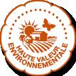 Logo du label haute valeur environnementale